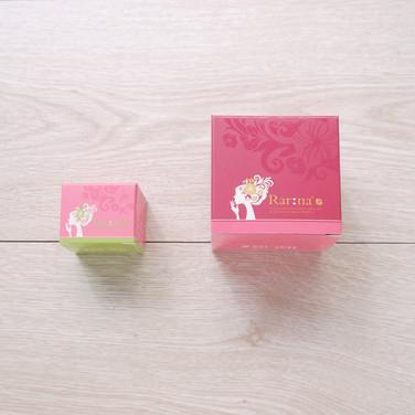 美容保養組彩盒