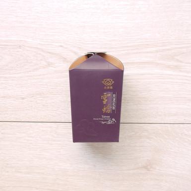 美容養生雪蛤花苞蓋設計盒