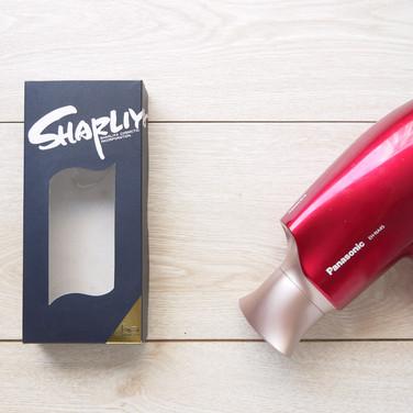 專業沙龍染髮膏彩盒