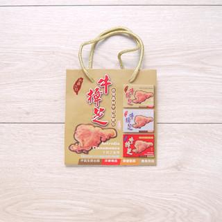 牛樟芝手提紙袋