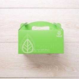 奧瑪烘焙三明治點心外帶手提盒