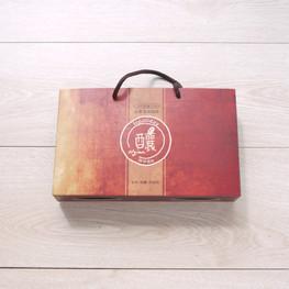 海端咖啡包手提抽取式彩盒