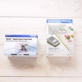 縫紉機腳踏板+針頭控制器零件包裝盒