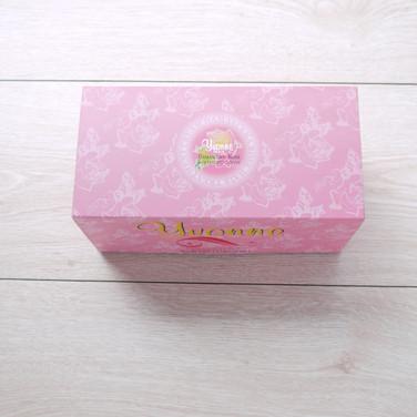 玫瑰精油洗髮精+護髮霜彩盒