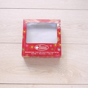 山羊奶護手霜+乳木果油身體乳+橄欖油護手乳禮盒