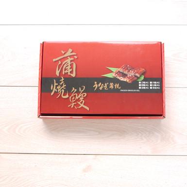 蒲燒鰻熟食料理包冷藏包裝彩盒