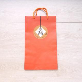 健康養生果醋手提紙袋