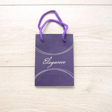 化妝品手提紙袋