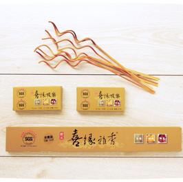 檀香+線香彩盒