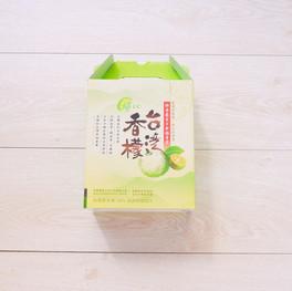 台灣檸檬原汁手提彩盒