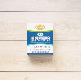 天然益生菌+激酶素菌粉農作物成長輔助品包裝盒