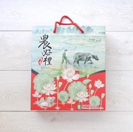 高雄農會醬油+蜂蜜+米產銷品伴手禮盒
