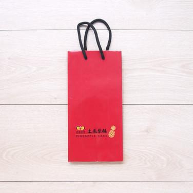 鳳梨酥手提袋