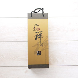 精緻禪香檀香+線香手提盒