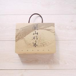 關山農會關山米伴手禮手提盒