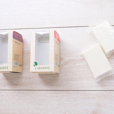洗髮精+護髮乳展示包裝盒