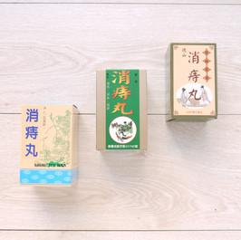 清熱涼血消痔丸藥品盒