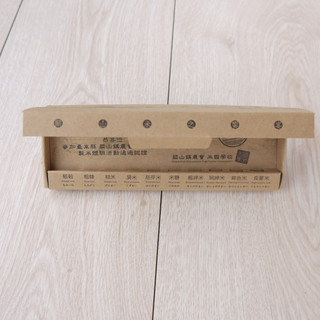 穀米類站立式展示說明盒