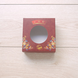 嫁妝百貨婚宴用品婚禮小物包裝喜盒