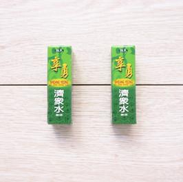 消化不良+胃痛濟眾水包裝盒