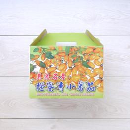 橙蜜小蕃茄手提水果盒