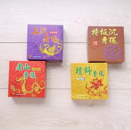 沈香木香環+老山木香環+沈檀香香環盒蓋
