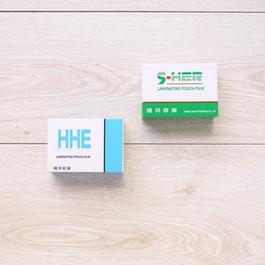 保護膜護貝卡包裝盒