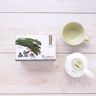 高山茶+冬片+烏龍+四季春茶茶包彩盒