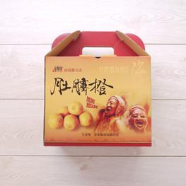 肚臍橙農產柑橙水果禮盒