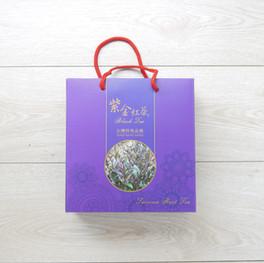 紫金紅茶茶葉年節送禮手提彩盒