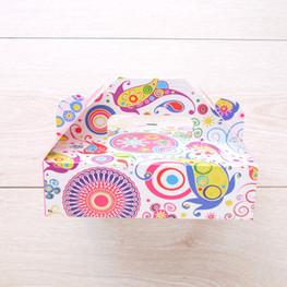 蛋黃酥+蘋婆酥-綜合月餅手提紙盒