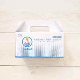 Omega3+胺基酸+維生素D3深海魚湯料理包外帶盒