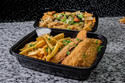 FAMILY FISH DINNER COMBO