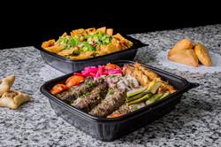 FAMILY KABOB COMBO DINNER
