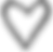 black-hand-drawn-heart-on-white-backgrou