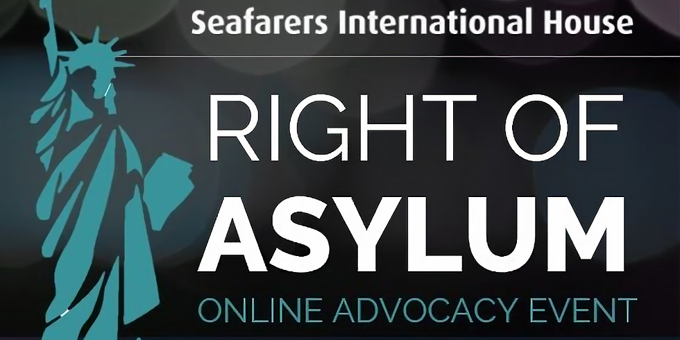 2020 Right of Asylum Online Advocacy Event - Free
