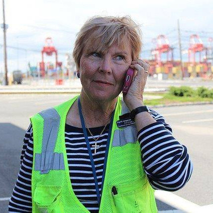 Sigrid Jaeger Erickson, Port of New York/New Jersey