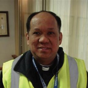 Rev. Luisito Destreza, Port of New York/New Jersey