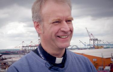 Rev. Arnd Braun-Storck, Port of New York/New Jersey