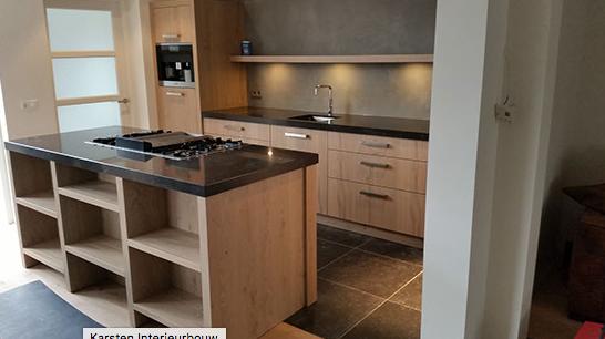 Metalen Moderne Keuken