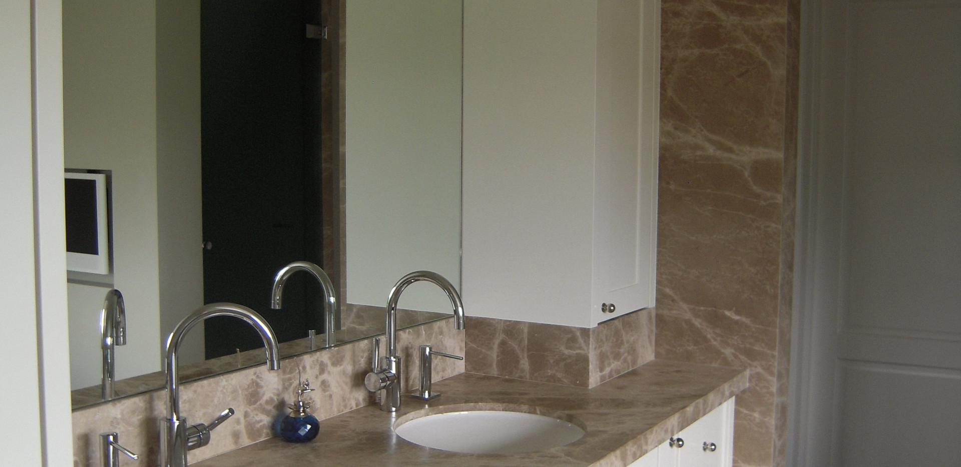 Badkamer Wastafel