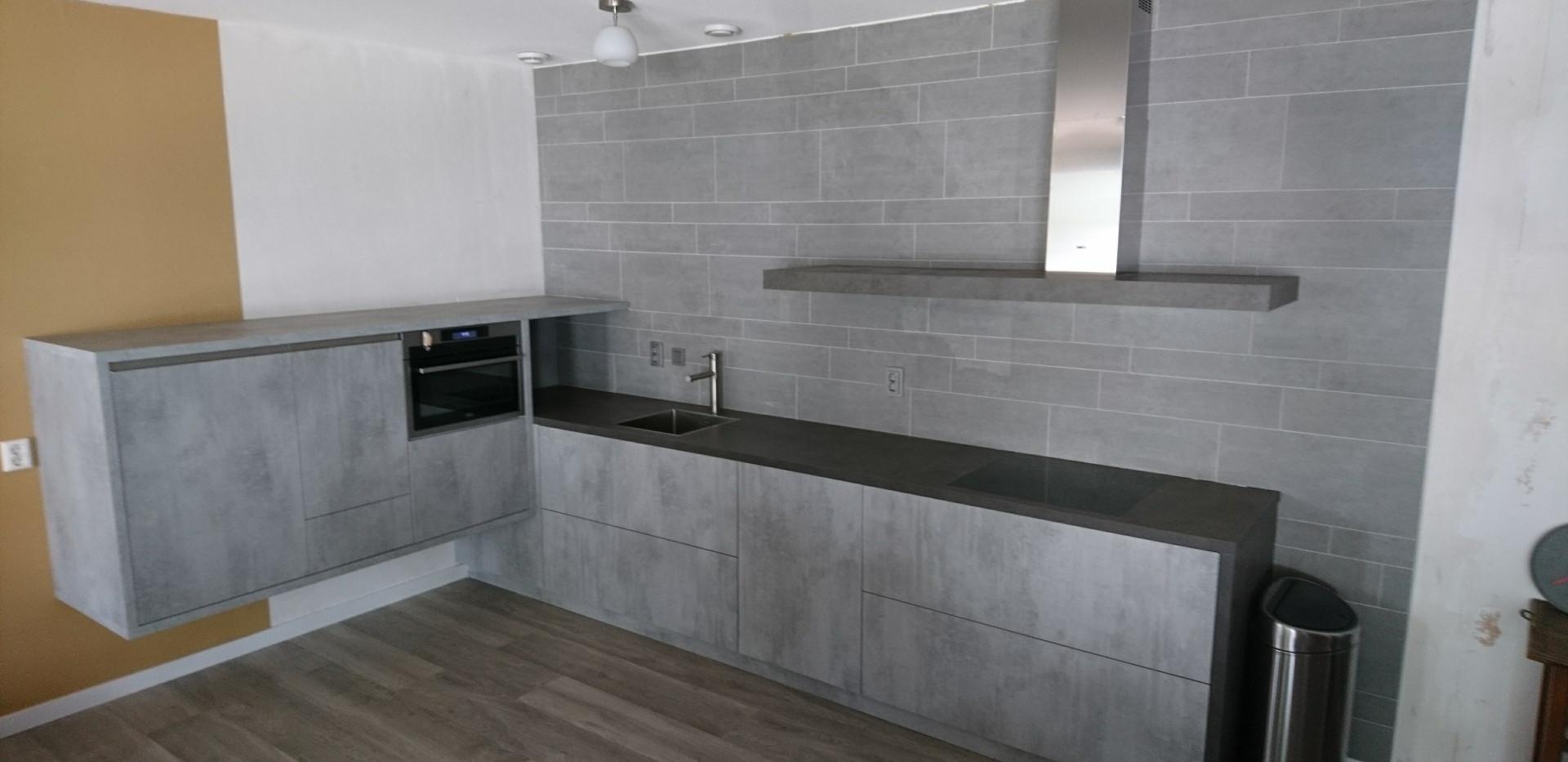 Verstelbare keuken