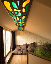 Kleurrijke Lamp