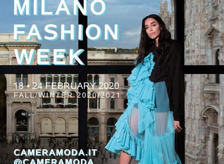 My Milan Fashion Week FW 20/21