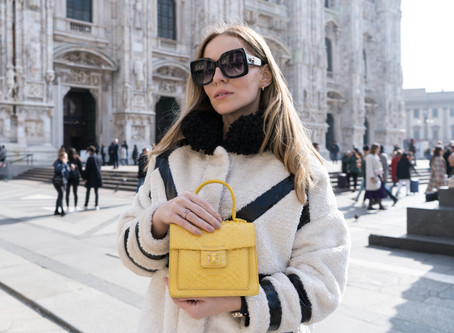 My Visual Diary: Milan Fashion Week