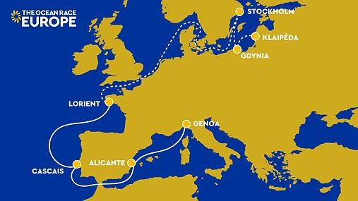 THE_OCEAN_RACE_EUROPE_MAP_naujas su mies