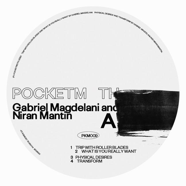 Gabriel Magdelani & Niran Mantin - Physical Desires [PKM009]