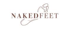 Naked Feet logo