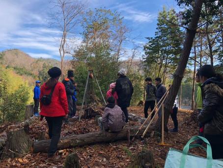 森の学び舎・オフ会!