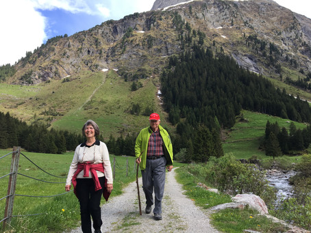 How My Dad Slayed The Stigma of Alzheimer's While Traveling To Europe